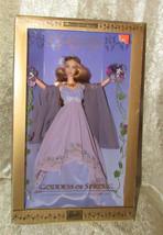 VHTF NRFB GODDESS OF SPRING Collector Barbie Doll Classical Greek LTD ED 2000 image 1