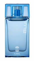 Ajmal BLU Concentrated Citrus Perfume Free From Alcohol 10ml for Men - $28.49
