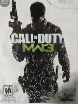 Call of Duty: Modern Warfare 3 (Nintendo Wii, 2011) -- COMPLETE - $5.01