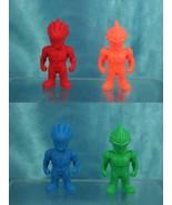 Ultraman Ultra Battlers Monochrome V1 Mini Figure Set Glenfire Mirror Knight - $24.99