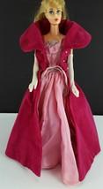 Barbie 993 Sophisticated Lady Velvet Coat Silk Gown Tricot Gloves Origin... - $28.71