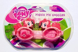MY LITTLE PONY PINKIE PIE HASBRO Super-Soft Watertight Seal Swim Goggles... - $8.99