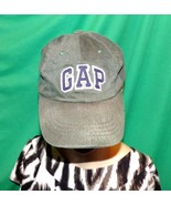 The Gap Hat Embroidered Hat Vintage Size Medium Adjustable Hat - $9.85