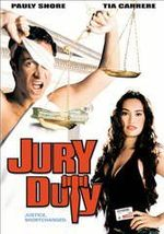 Jury  Duty⭐DVD DISC ONLY NO CASE⭐Pauly Shore - $3.99
