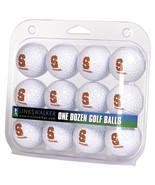 Syracuse Orange Dozen 12 Pack Golf Balls - $31.63