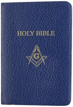 Master Mason Edition of the Holy Bible [Leather Bound] Heirloom Bible Pu... - $20.65