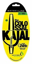 Maybelline New York // Colossal Kajal Eye Liner //KOHL BLACK//SMUDGE Proof - $8.05