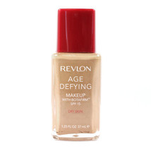 BUY 1 GET 1 AT 20% OFF Revlon Age Defying Foundation Makeup For Dry Skin... - $5.86+