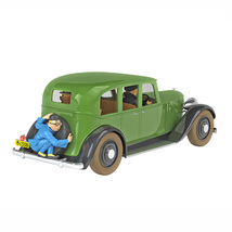 Mitsuhirato Car 1/24 Voiture Tintin Cars New 2019 The Blue Lotus image 1