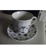 Churchill Finlandia cup and saucer 3 available - $5.89