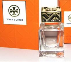 Tory Burch Eau de Parfum Perfume Splash Women First Fragrance Gold Cap NeW  BoX - $21.50