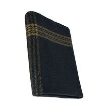 Rothco Navy With Gold Wool Blanket - 1081 - $23.75