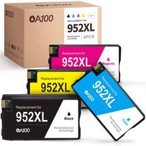 OA100 Remanufactured Ink Cartridges Replacement for HP 952 952XL - HP... - $31.47