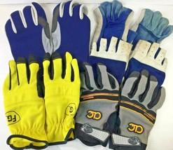 West Marine Firm Grip CLC Tradesman Sailing Race Work Gloves Full 3/4 5 ... - $35.79