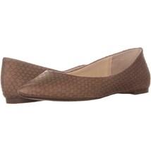 Jessica Simpson Zeplin Slip On Ballet Flats 213, Dust Mauve, 8.5 US / 38.5 EU - $29.75