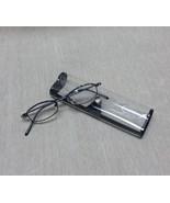 Jimmy Crystal GL180 Swarovski Reading Glasses Jet Black Crystals w/Case ... - $53.99