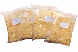 Dutch Garden Shredded, Naturally Smoked Goudam, 4, 2 Lb bags 8 Pounds Total