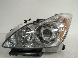 2008 2009 2010 INFINITI G37 DRIVER LH XENON HID HEADLIGHT W/O AFS OEM C8L - $388.00