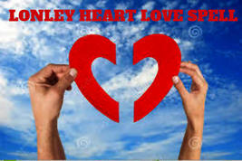 Lonley heart Love spell, fill the gap and unite your heart, powerful love spell - $37.00