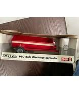 Case international PTO side discharge spreader toy - $25.00