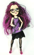 Ever After High - Raven Queen - Doll-w outfit, Glasses & Brush- Used - $17.41