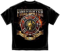 New Firefighter Failure Is Not An Option Licensed Shirt Fireman - $19.79+