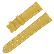 Breitling 894P 21 -18 mm Sand Tone Genuine Alligator Men's Watch Band - $299.00