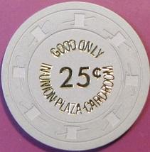 25¢ Casino Chip. Union Plaza, Las Vegas, NV. V04. - $4.95