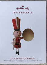 2018 Hallmark Keepsake Ornament CLASHING CYMBALS Limited Edition New - MIB - $6.95