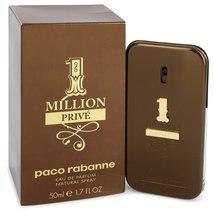 Paco Rabanne 1 Million Prive 1.7 Oz Eau De Toilette Cologne Spray image 3