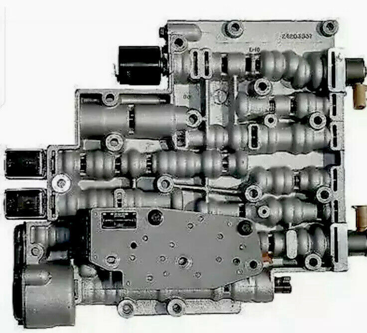 GM 4L60E, 4L65E, 4L70E Valve Body 2003-2008 Lifetime Warranty