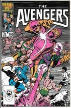 The Avengers Comic Book #268 Marvel Comics 1986 NEAR MINT NEW UNREAD - $2.99