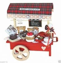 Doll House Handmade kit Cart Shop Kit [Chocolate Shop] Billy Japan - $56.26