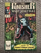 The Punisher War Journal #20 - 1990 Marvel Copper Age Comic Book - HIGH ... - $6.65