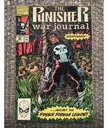 The Punisher War Journal #20 - 1990 Marvel Copper Age Comic Book - HIGH ... - $6.86