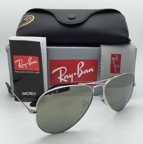 9b86bacede New Ray-Ban Polarized Sunglasses Aviator and 50 similar items