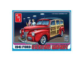 Ford Woody Street Rod (1941) Plastic Model Car Kit AMT906 - $50.88