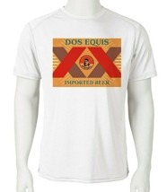 Dos Equis Dri Fit graphic Tshirt moisture wicking graphic printed active SPF tee image 1