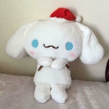 Cinnamoroll Mega Jumbo Christmas Plush Doll Sanrio 12in - $47.49