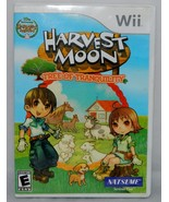 Harvest Moon - Tree of Tranquility - Case & Man... - $4.94