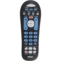 RCA RCR313BR 3-Device Big-Button Universal Remote with Streaming & Dual ... - $24.72