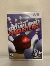 AMF Bowling: Pinbusters (Nintendo Wii, 2007) - $10.89