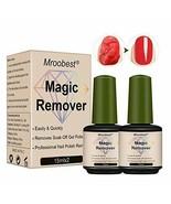 Magic Nail Polish Remover Magic Gel Remover Gel Polish Remover Easily & ... - $27.05
