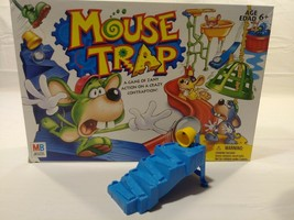 MOUSE TRAP Board blue steps w/ yellow cup Replacement Parts & Pieces 2005 - $6.00