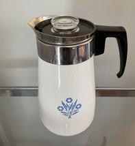 Vintage Corningware 9 Cup Percolator/Coffee Pot image 2