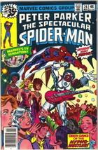 The Spectacular Spider-Man Comic Book #24 Marvel 1978 FINE - $3.99