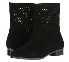 Michael Kors Sunny Bootie Black Size 9.5 EU 40.5 MSRP $195 - $90.25