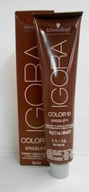 Schwarzakopf Igora Royal Color 10 ~ Permanent Hair Color ~ Free Shipping!! - $6.39+