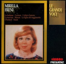 Le Grandi Voci: Mirella Freni [Audio CD] - $43.80