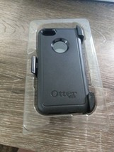 OtterBox Defender Series Case for iPhone 5c - Black New Open Box. Ships ... - $43.44